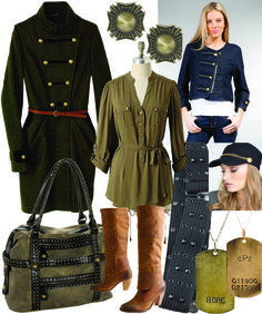 {Military} details - Roundup by Luster ©2010