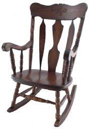 Shaum's Chair Shop | 34R Daisy Rocker