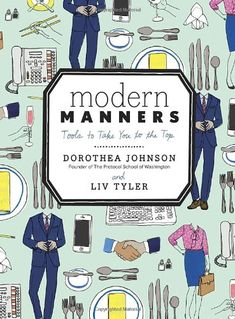 Modern Manners: Tools to Take You to the Top by Dorothea Johnson,http://www.amazon.com/dp/0770434088/ref=cm_sw_r_pi_dp_sRvNsb018Q7DDDFP