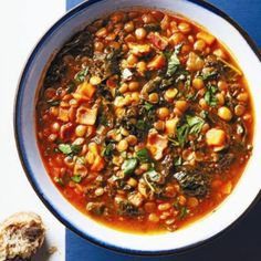 Delicious lentil and kale soup Today's Parent - Recipes