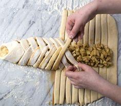 Braided Apple Danish Loaf   Recipes - PureWow