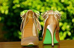 Ambi Charm Convertible Heels  Perfect for Weddings  Coming Soon  $140  Matching pump and flat shoe heel perfect, high heel, convert heel, flat shoes, ambi charm