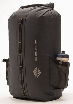 Aqua-Quest `The Sport` Waterproof Backpack Dry Bag - 30 L / 1800 cu. in. Charcoal Model $75.00 (50% OFF) + Free Shipping