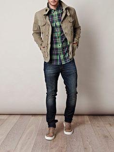 Belstaff Seven canvas jacket