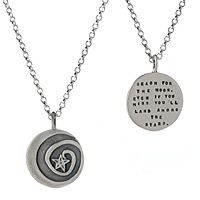 REACH FOR THE MOON PENDANT|UncommonGoods