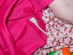 Totally Tubular Dress (for g-tubes) dress tutorials, tubular dress