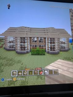 Simple minecraft houses on pinterest modern minecraft for Best looking houses