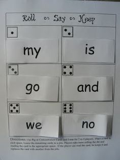 Jayden and I play this almost every night. Right now we are barely on alphabet working on letter sounds