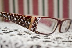 Customized Reader Eyeglasses