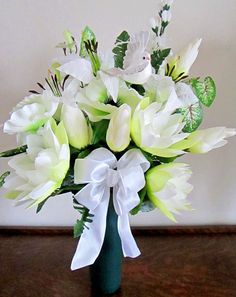 flower arrangements for cemetery vases images - Google Search