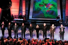 Love this all 9 Osmond's--50th in Vegas-2007