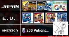 200 Potions... (╯°□°)╯︵ ┻━