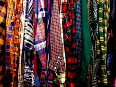 Flannels ;)
