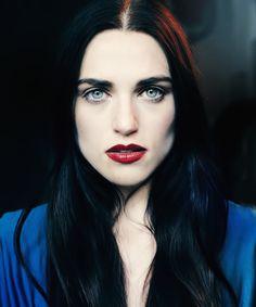 Katie McGrath as Morgana #Merlin |via Tumblr