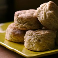 How to Make the Best Buttermilk Biscuits from Scratch - Pinch My Salt