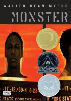 Entering Eighth Grade, Book of Choice Option: Monster by Walter Myers. Williston Northampton, Middle School English Department