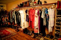 Xtabay Vintage Clothing Boutique- 2515 SE Clinton Street, Portland OR xtabayvintage.com