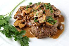 #Recipe - Salisbury Steak