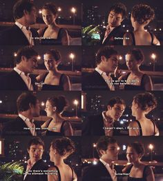 How do you think I feel? I haven't slept, I feel sick... like there's something in my stomach fluttering. | Chuck & Blair, Gossip Girl