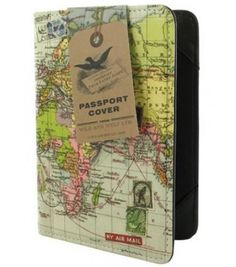 $ - passport cover