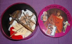 stations of the cross activity kit