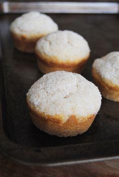 sugar & spice muffin recipe