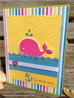 Get Whale by ChillOutAndStamp - Cards and Paper Crafts at Splitcoaststampers