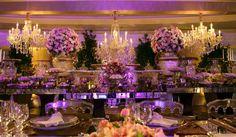 Brazilian wedding reception