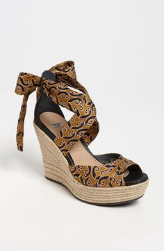 UGG® Australia 'Lucianna Marrakesh' Wedge available at #Nordstrom
