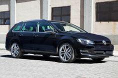 "Volkswagen Golf Sportwagen TDI 4Motion ""Concept"" NY-Bound -Motor Trend"