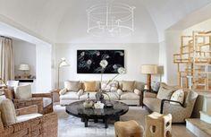 Room Designed by Jean Louis Denoit