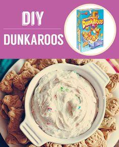 Homemade Dunkaroos | 27 Classic Snacks