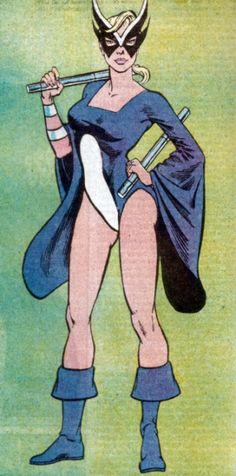 Mockingbird Avengers comic