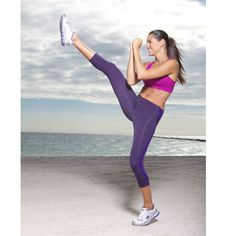 Reverse Lunge and Front Kick | health.com