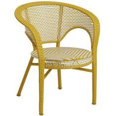 San Martin Chair - Yellow