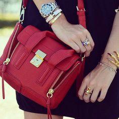 phillip lim, accessori, designer handbags, lim mini, mini pash