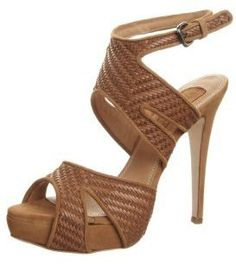 ShopStyle: Strenesse Gabriele Strehle High Heels brown