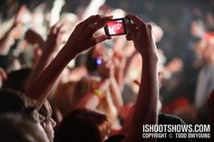 How to Shoot Better Concert Photos With A Point & Shoot Camera