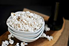 STAR Fine Foods: Roasted Garlic Olive Oil and Black Pepper Popcorn