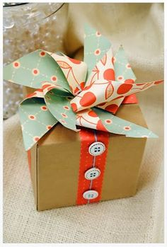 ❤ this wrapping