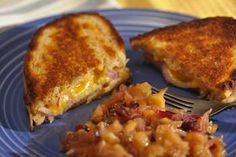 Grilled Cheese Sandwiches with Zesty Cranberry Applesauce Recipe. Applesauce recipes curated by SavingStar Grocery Coupons. Save money on your groceries at SavingStar.com