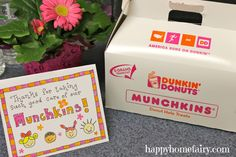 Cute Teacher Appreciation Gift Ideas