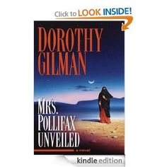 Mrs. Pollifax Unveiled by Dorothy Gilman