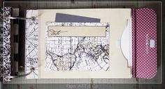 Minialbum von Mary-Jane für www.danipeuss.de | @CartaBellaPaper