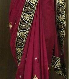 Princess of Charms silk-saree @ http://www.mirraw.com/store/wedding-sarees
