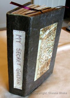 Books By Hand On Pinterest Stamps Book Binding And Book