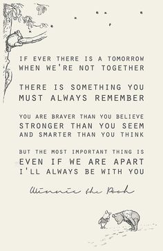 Winnie the Pooh is amazing