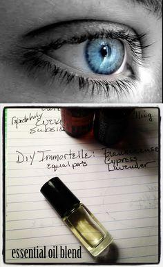 Great Eye Remedies & Wrinkle Reducer Blend!
