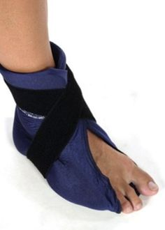 Amazon.com: Elasto Gel Ice & Hot Wrap for Foot & Ankle Pain Treatment: Health & Personal Care