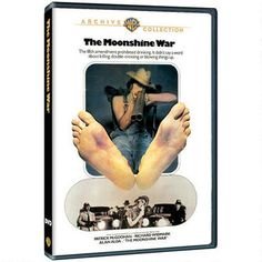 The Moonshine War - DVD-R (Warner Archive On Demand Region 1) Release Date: Available Now (Movies Unlimited U.S.)
